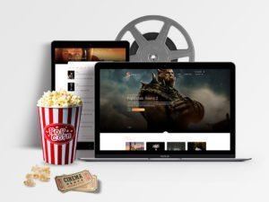 Movie Theatre Website